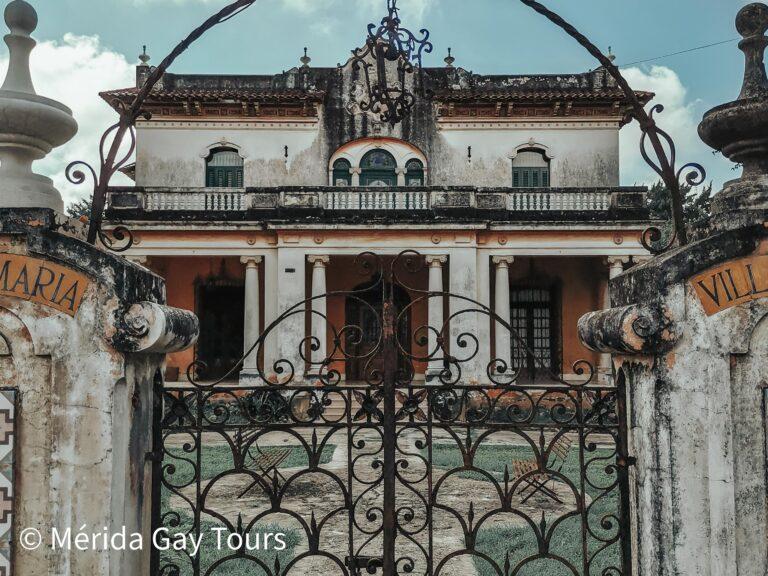 Las Mansiones de la Avenida Colón.