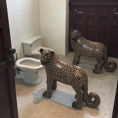 Bathrooms in Merida @riccardogodoy