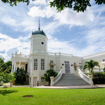 Casa Montes garden
