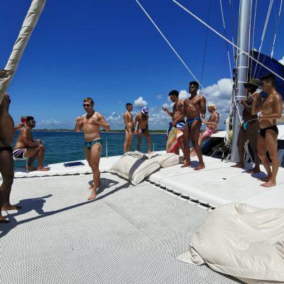 Catamaran Boys Riviera Maya (2)