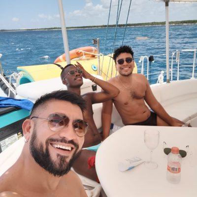 Catamaran Boys Riviera Maya (3)