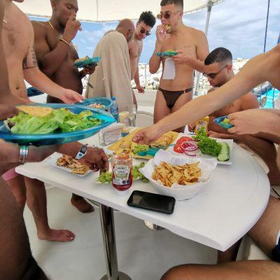 Catamaran Boys Riviera Maya (5)