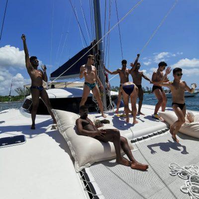 Catamaran Boys Riviera Maya (6)